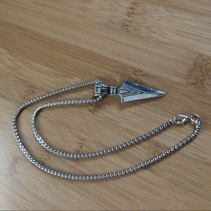 "Other - 20"" ARROW VINTAGE NECKLACE"